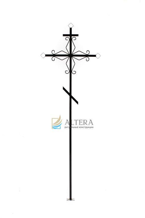 крест малый, кованный крест, кованые кресты на могилу, крест на кладбище, крест на могилу, крест на памятник, крест художественный, металлические кресты, могильный крест, надгробный крест, православный крест на могилу, альтера, altera, скиб, оптом кресты, москва, тольятти, самара, сызрань, казань, рязань, чебоксары, челябинкс, уфа, оренбург,