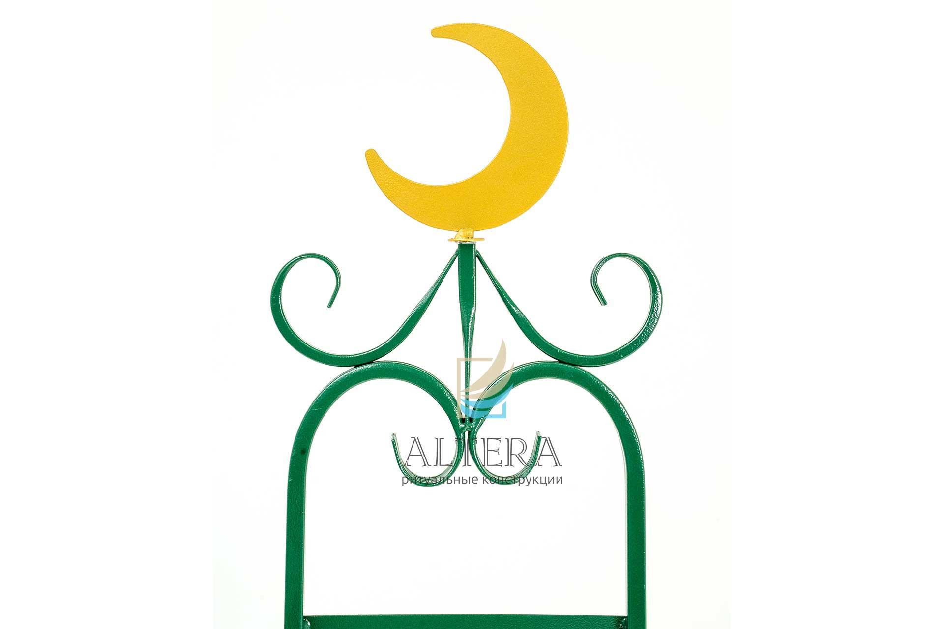 Столбик мусульманский 1